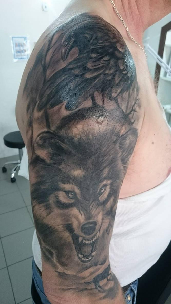 Wolf-Rabe